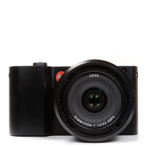 Leica T + T-23mm f/2 Summicron Black SET