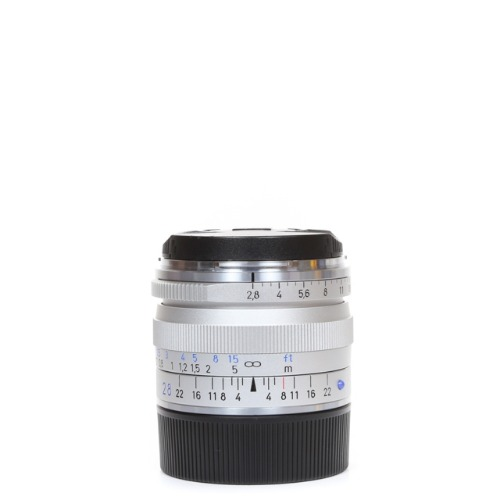 Carlzeiss M-28mm f/2.8 Biogon  Silver