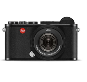 LEICA CL, balck anodized finish