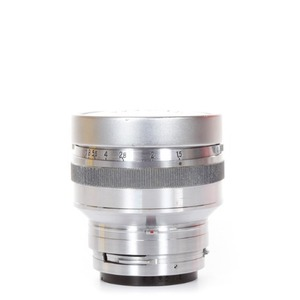 CarlZeiss Jena C-50mm f/1.5 Sonnar Silver
