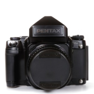 Pentax 67 II + 105mm F/2.4 SMC SET