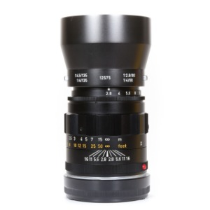 Leica M-90mm f/2.8 Tele-elmarit Black