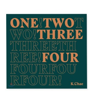 K.Chae Photobook (One Two Three Four)