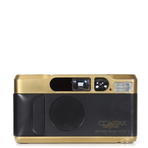Contax T2 60year Anniversary Gold