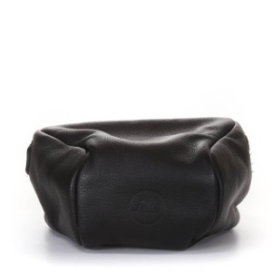 Leica Leather Pouch Black (small front)