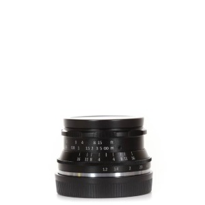 7Artisans E-35mm F/1.2 Black (Sony E-Mount Lens)