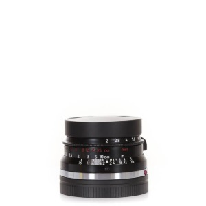 신품 Light Lens LAB M-35mm f/2 (8 element) Black Version 2.