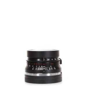 신품 Light Lens LAB DualMount-35mm f/2 (8 element) Black Version 2.