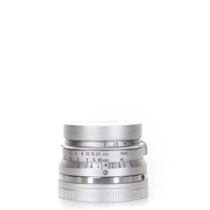 신품 Light Lens LAB DualMount-35mm f/2 (8 element) Silver Version 2.