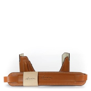 ilmare M10 Case, Strap Set(Brown / Battery Door Type)