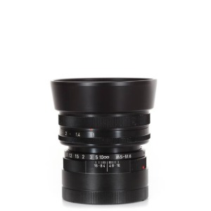 MS-Optical M-50mm F/1.1 Sonnetar Black
