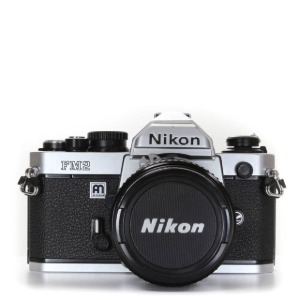 Nikon FM2 N + F-50mm f/1.4 Nikkor Set
