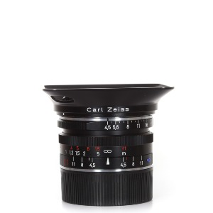Carlzeiss M-21mm f/4.5 C Biogon ZM Black