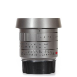 "Leica ""Prototype"" M-35mm f/1.4 Summilux M-System 60th Anniversary Only Lens"